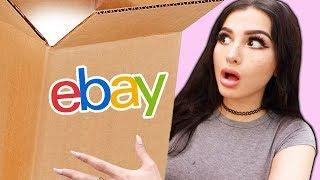 I BOUGHT A MYSTERY BOX ON EBAY + Luxury Giveaway