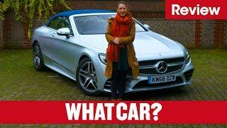 2019 Mercedes S-Class Cabriolet review – the height of drop-top luxury? | What Car?