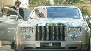 Amitabh Bachchan & Family's Luxury Car Collection.
