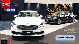 The 2020 Kia K900 All New Sedan Luxury Car Overview & Firstlook