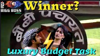 Bigg Boss 12: Winner of Luxury Budget Task| Dipika Kakar V/s Deepak in BB ki Panchayat Task: BB 12
