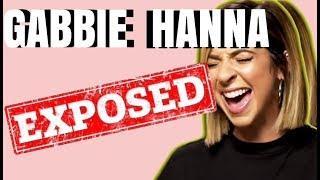 GABBIE HANNA DISSES SHANE DAWSON?