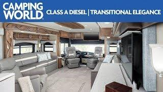 2018 Newmar Ventana 4369 | Luxury Diesel Class A Motorcoach - RV Review: Camping World