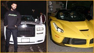 Drake's Luxury Car Collection. [ Latest ]