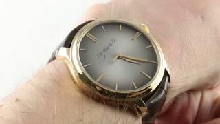 H. Moser & Cie Endeavour Center Seconds 1343-0105 Luxury Watch Review