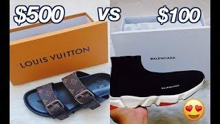 BOUGEE ON A BUDGET | Luxury 4 Less ????