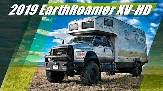 2019 EarthRoamer XV-HD Ford F-750 - Ultra Luxury Off Road Motorhome