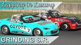 Lapping in Luxury - Grinding S.R.