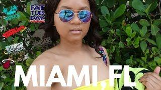 Lux Baecation On The Beach?! | MIAMI TRAVEL VLOG