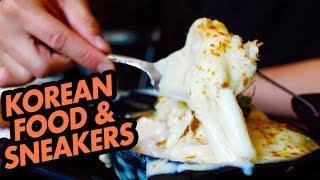 HOW TO MAKE KOREAN FOOD,  FINE JAPANESE DENIM & LUXURY SNEAKERSS - Make It Happen Ep. 3