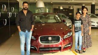 Jayasurya with his luxury cars collection 2018