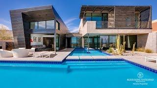 Luxury Home – 76 Sun Glow, The Ridges Las Vegas