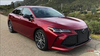 2019 Toyota Avalon Touring – Don't Call it Your Grandpa's Car Anymore