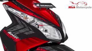 2018 Honda Vario 110 Techno Black livery Click-i Street | Mich Motorcycle