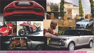 How rich is Dino Melaye? His Mansions, Cars, Real Estate, Assets & Luxuries