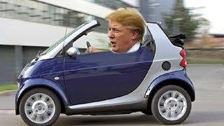 The luxury favourite cars of Donald Trump