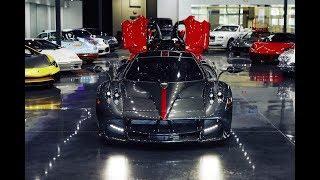 Amazing Exotic show luxury cars in miami #2