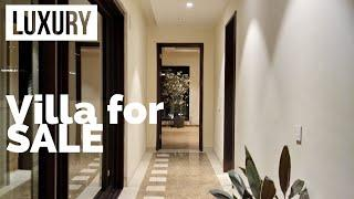 Luxury Villa, Villa for Sale Bangalore Whitefield by Property Vlogs | Complete House Tour!