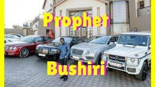 Richest Malawi Pastor Prophet Bushiri With His Luxury Cars Major 1