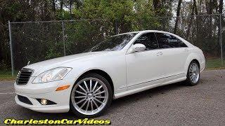 Here's the Mercedes Benz S550 4MATIC | Everything You Want From a Luxury Used Car