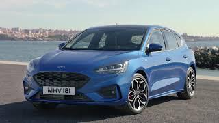 2019 Ford Focus ST Line  - Exterior, Interior, Driving