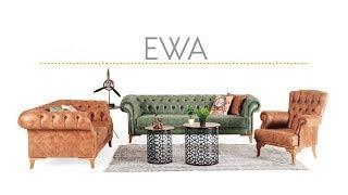 Ewa Koltuk Takımı Luxe Life Mobilya