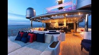 $200,000,000 EXTREME ULTRA LUXURY SUPER MEGAYACHT ((EXCLUSIVE INTERIOR VIDEO))