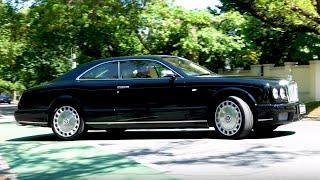 Bentley Brooklands (2009) - Lorbek 'Friday Drive'