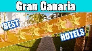 Best 5 star luxury hotels in Gran Canaria