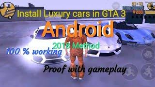 How to install luxury Cars in GTA 3 | 2018 Method | 100% percent working | Boy Beast Gamer