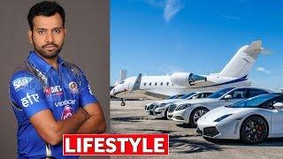 Rohit Sharma Lifestyle, Income, House, Cars, Luxurious Lifestyle, Family, Biography & Net Worth