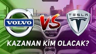 Sürücüsüz otomobiller güvenli mi, Tesla mı, Volvo mu?