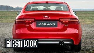 2019 JAGUAR XE 300 SPORT FIRST LOOK