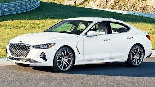 2019 Genesis G70 - Luxury Performance Sedan