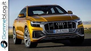 Audi Q8 - INTERIOR - EXTERIOR - DRIVE | Wild LUXURY SUV