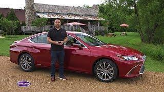 2019 Lexus ES: First Drive – Cars.com