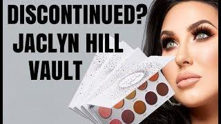 JACLYN HILL VAULT DISCONTINUED? MORPHE MAKEUP