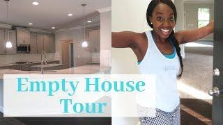 Luxury House Tour | Empty House Tour 2018 | Bought Our Dream Home!!!!
