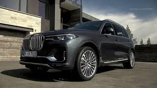 2019 BMW X7 - Luxury SAV With 3 Rows Of Seats