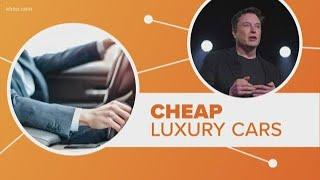 Connect the Dots: Looking for a luxury car at a fraction of the price?