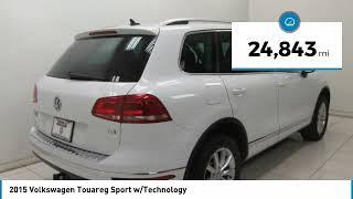 2015 Volkswagen Touareg 5958T