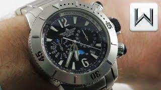 Jaeger-Lecoultre Master Compressor Diving Chronograph (Q186T170) Luxury Watch Review