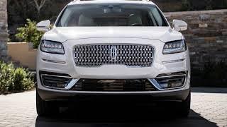 New 2019 Lincoln Nautilus luxury SUV interior exterior