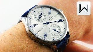 Sinn Classic B Regulateur / Regulator Watch 6100.010 Luxury Watch Review