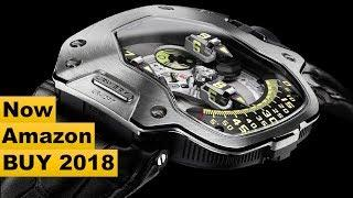 7 Best Luxury Watches You Must Have 2018