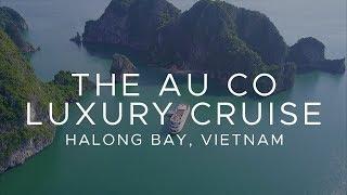 Three-Day Halong Bay Cruise // AU CO LUXURY CRUISE