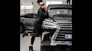 Pearl Thusi buys herself a new luxurious car. ????????????