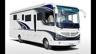 Luxury RV review : Concorde Liner Plus 890L