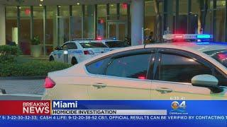 Deadly Shooting At Luxury Miami Condo Building