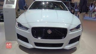 2019 Jaguar XE 20t 200ch Landmark Edition - Exterior And Interior Walkaround - 2018 Paris Motor Show